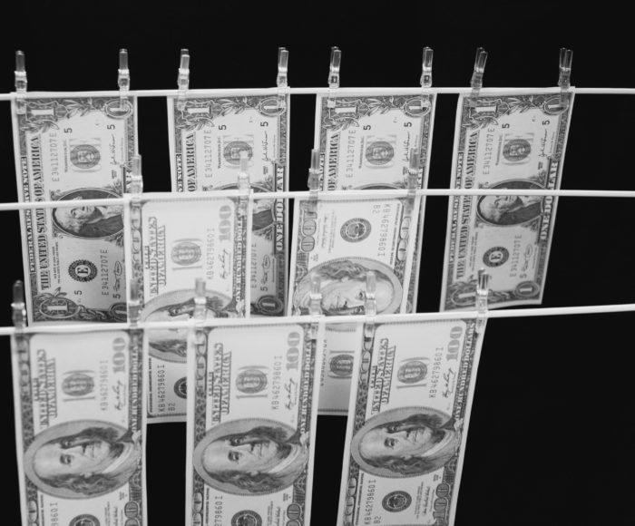 Geldwäsche Dollar 6