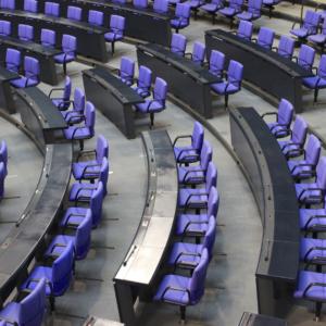 Dr. Gazeas Sachverständiger im Bundestag zu Sicherheitsgesetzen