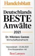 HB_Dtld_Beste_Anwaelte2021_Dr_Nikolaos_Gazeas_Wirtschaftsstrafrecht